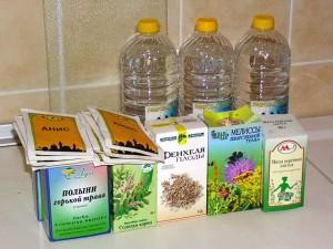 ингредиенты домашнего абсента
