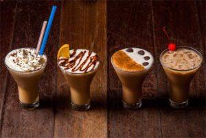 Кофейные коктейли в домашних условиях рецепты с